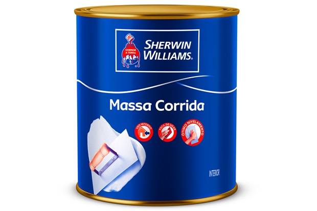 Massa Corrida Metalatex Branca 1,5 Litro - Sherwin Williams