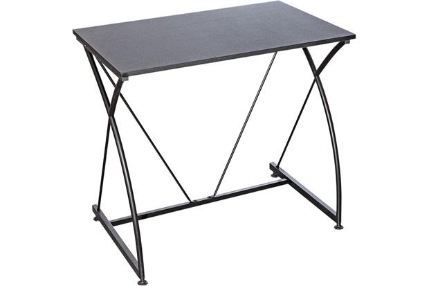 Mesa para Computador 80x51x73cm Preto  - Casanova
