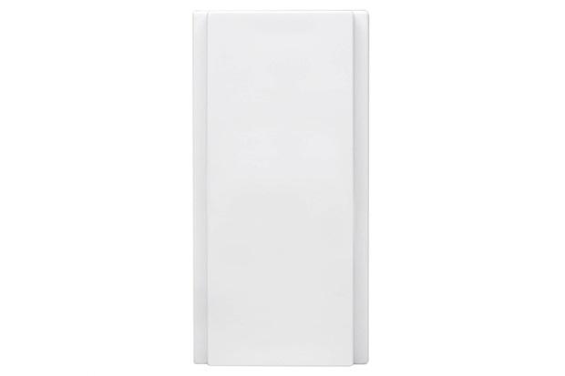 Módulo Cego com 2 Peças Duale Up Branco - Iriel