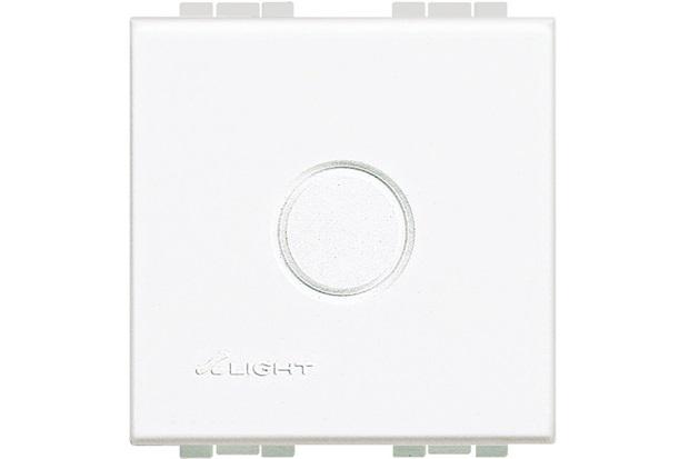 Módulo Cego com Pré-Conte Living & Light Branco - BTicino