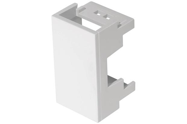 Módulo Cego Modulare Branco com 2 Peças - Fame
