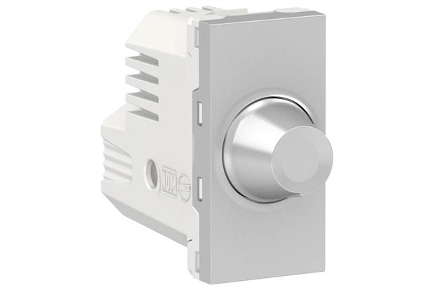 Módulo Dimmer Rotativo para Led 110v E 220v Orion Cinza - Schneider