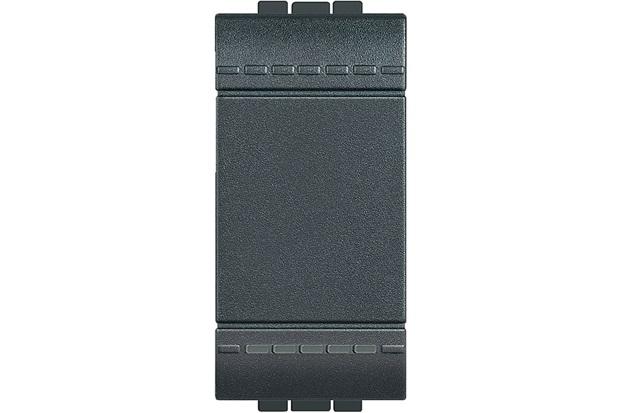Módulo Interruptor Intermediário 16a 250v Living Light Grafite - BTicino