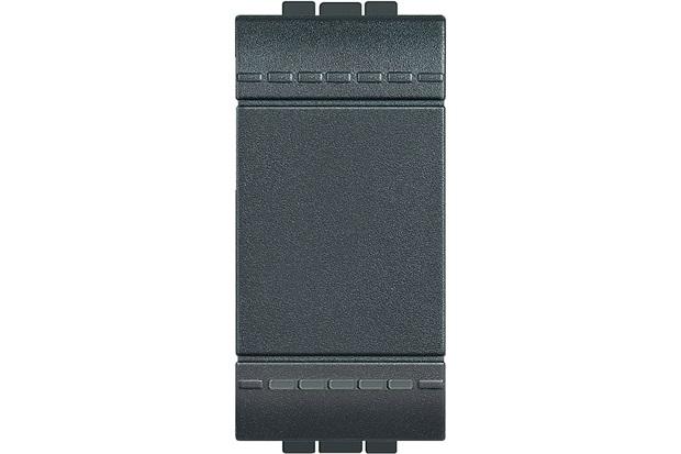 Módulo Interruptor Simples 16a 250v Grafite - BTicino