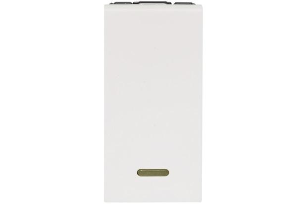 Módulo Interruptor Simples para Led Branco - Pial Legrand