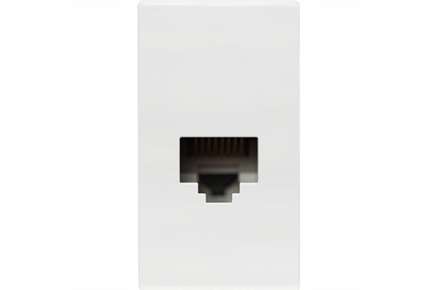 Módulo Tomada Informática Rj 45 Imperia Branco - Iriel