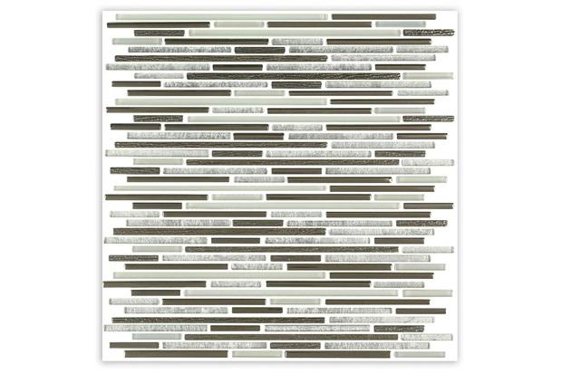 Mosaico Borda Bold Blend Line Nude 30x30cm - Portinari