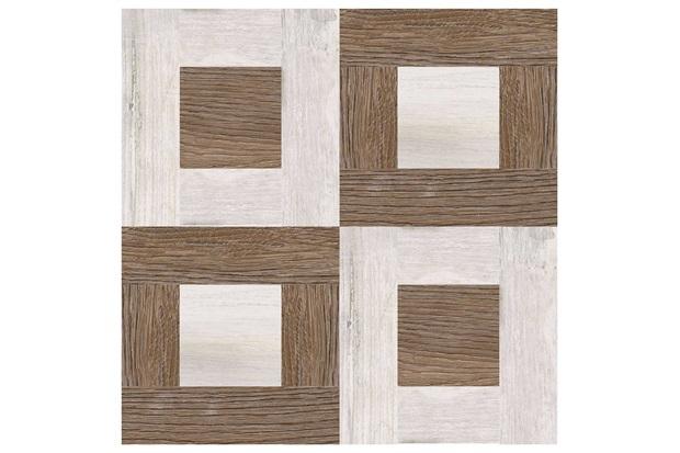 Mosaico Quadratus Wood 30x30cm - Biancogres