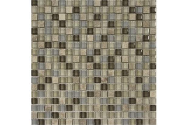 Mosaico Tez 30,5x30,5cm - Colormix