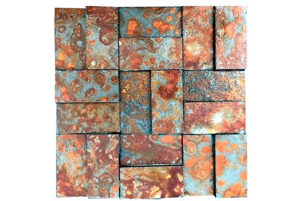 Mosaico Var. Vd Ferr.Ms 28 30x30vdecor - Villas Deccor