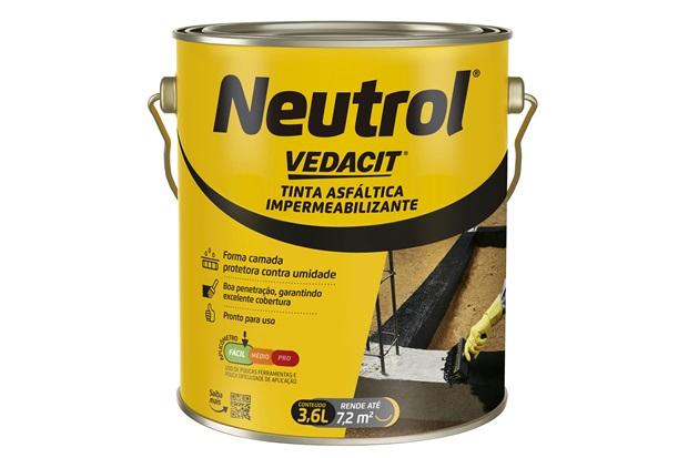 Neutrol 3.6 Litros - Vedacit