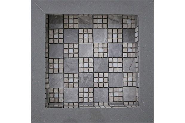 Nicho em Porcelanato Nbp308018 30x30cm - Anticatto