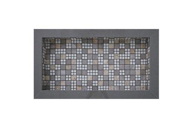 Nicho em Porcelanato Nbp607018 30x60cm - Anticatto