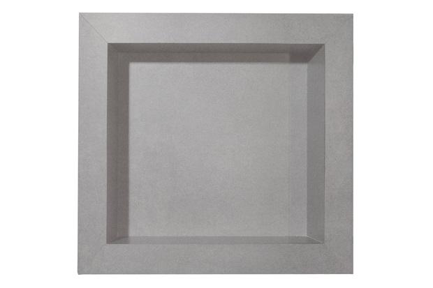 Nicho Natural Relax 36x36cm Cement - Portinari