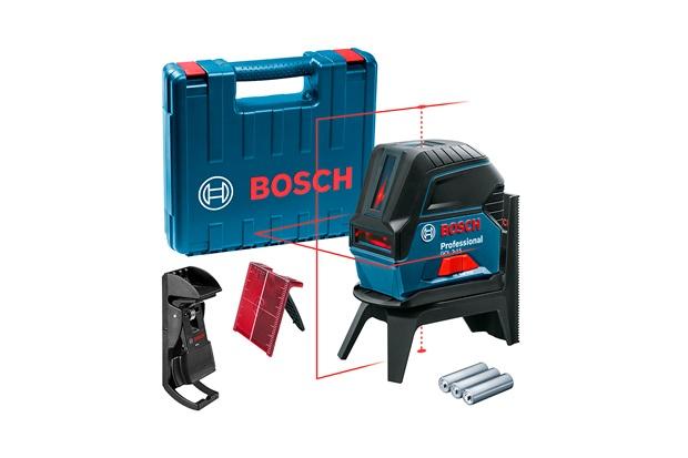 Nivel Laser Vermelho 15m Gcl 2-15 - Azul e Preto - Bosch   C C 17538765a1