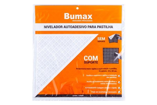 Nivelador Autoadesivo para Pastilhas 30x30cm - Bumax