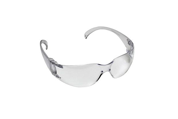 Óculos de Proteção Profissional Super Vision Incolor - Carbografite