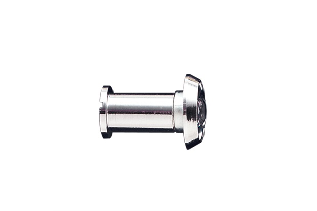 Olho Mágico para Porta de 25 a 42mm 180° Oxidado - Papaiz