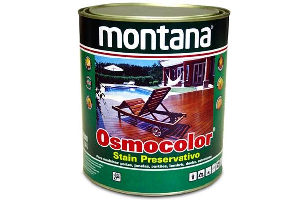 Osmocolor Castanho U.V Deck Montana - Montana