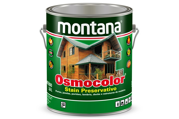 Osmocolor Uv Glass Incolor Montana - Montana