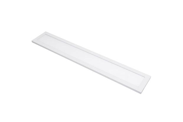 Painel de Embutir Fit 18w Bivolt 10x60cm Branco 4000k Luz Branca - Avant