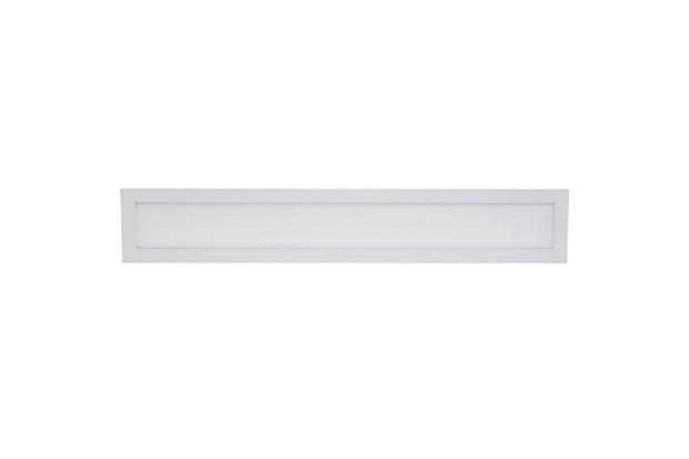 Painel de Embutir Fit 18w Bivolt 10x60cm Branco 6500k Luz Branca - Avant
