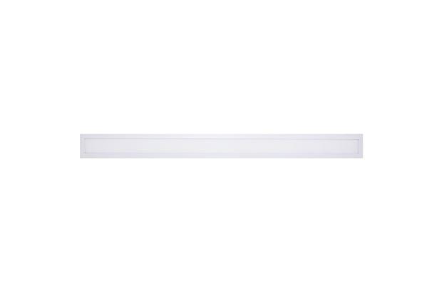 Painel de Embutir Fit 36w Bivolt 10x120cm Branco 6500k Luz Branca - Avant