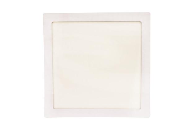 Painel Led de Sobrepor Quadrado 24w Bivolt Branco 6000k Luz Branca - Casanova