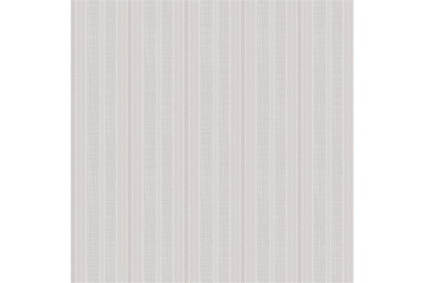 Papel de Parede Estilo Tradicional Listrado Cinza 0.53x10m - Colorful
