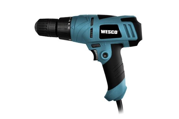 Parafusadeira E Furadeira 300w 127v Ws3231u Azul - Wesco