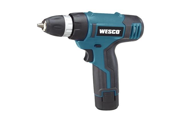 Parafusadeira E Furadeira a Bateria 12v 3,8'' Ws2532 Azul - Wesco