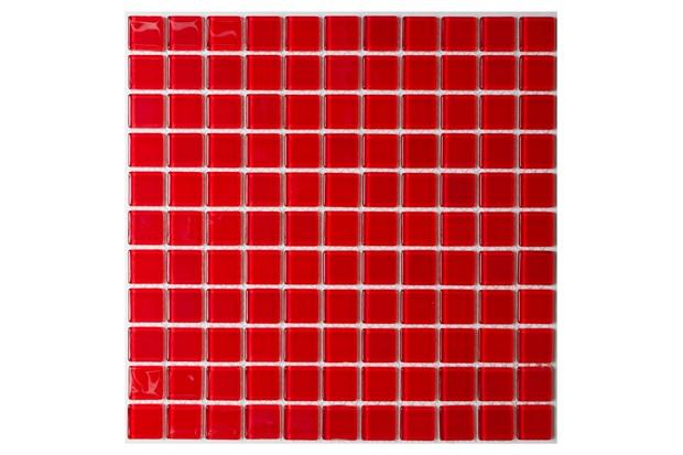 Past Vid Vermelho 30x30cm Cnova Pc - Casanova