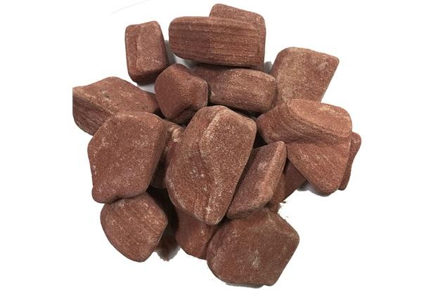Pedra Arenito 6 Kgs Rosa - Verdi Max