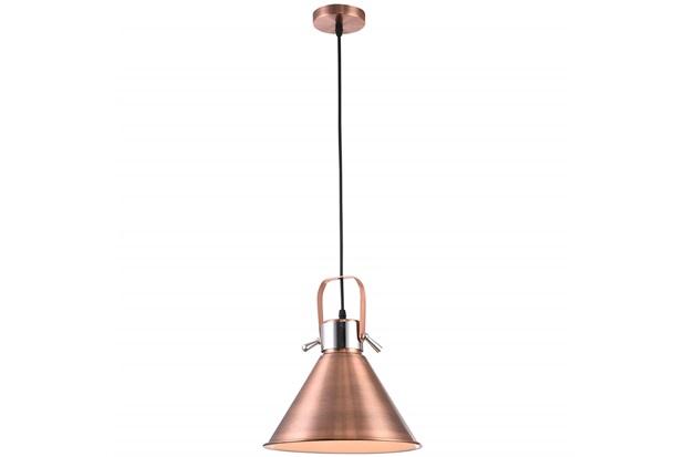 Pendente Triangular 30x27cm Cobre - Casanova