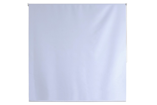 Persiana de Rolo Blackout Nouvel Branca 220x220cm - Conthey