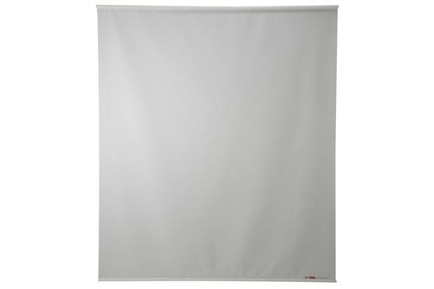 Persiana em Poliéster Blackout 220x160cm Branca - Casa Etna