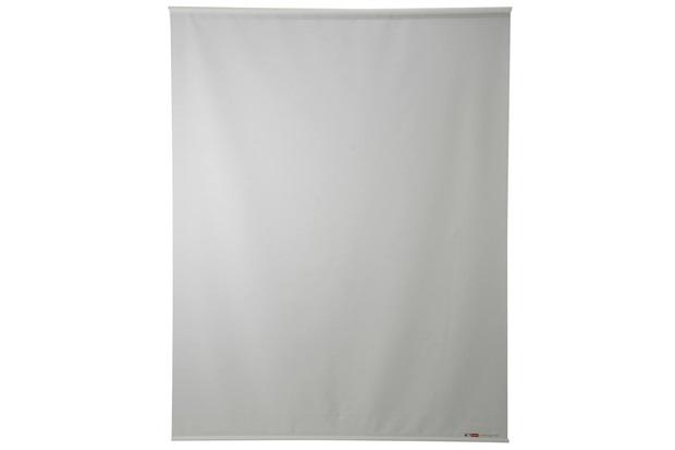 Persiana em Poliéster Blackout 220x180cm Branca - Casa Etna