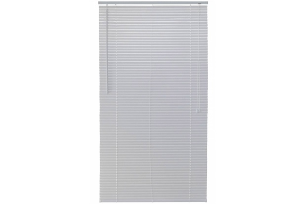 Persiana Horizontal em Pvc Block 130x140cm Branca - Top Flex