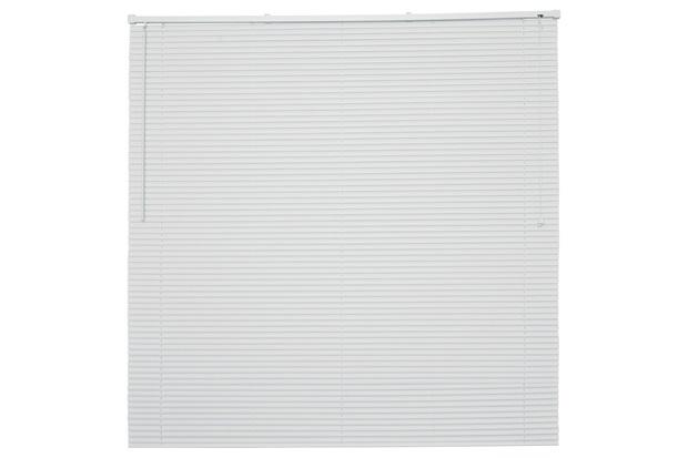 Persiana Horizontal em Pvc Off 130x100cm Branca - Evolux
