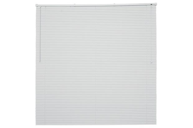 Persiana Horizontal em Pvc Off 130x120cm Branca - Evolux