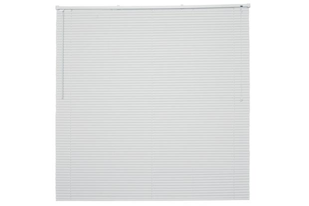 Persiana Horizontal em Pvc Off 160x130cm Branca - Evolux