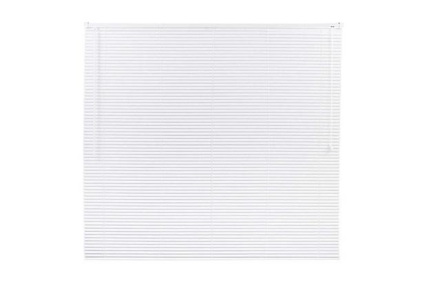 Persiana Horizontal Pvc Block 160x100cm Branco - Top Flex