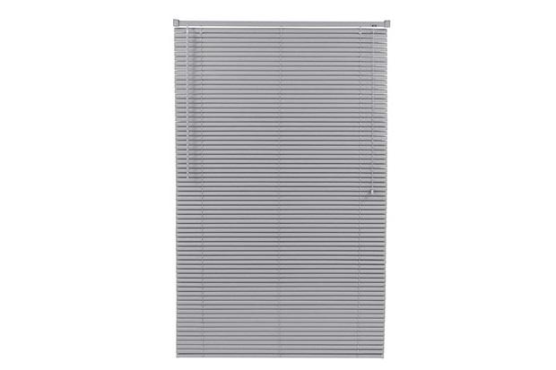Persiana Horizontal Pvc Block Cinza 130x140cm - Top Flex