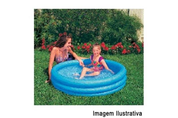 Piscina Azul Cristal 173 Litros Ref. 59416 - Intex