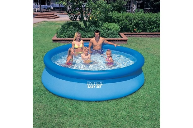 Piscina Inflável Easy Set 3853 Litros - Intex