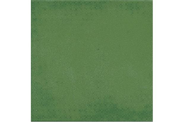 Piso Acetinado Boleado Verde 20x20cm - Colormix
