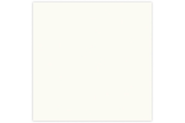 Piso Cerâmico Acetinado Borda Bold Bianco Classic 60x60cm - Biancogres
