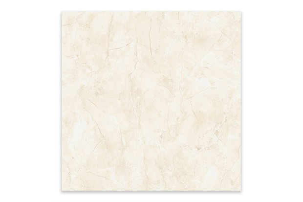 Piso Cerâmico Acetinado Borda Bold Marmo Bianco 60x60cm - Biancogres