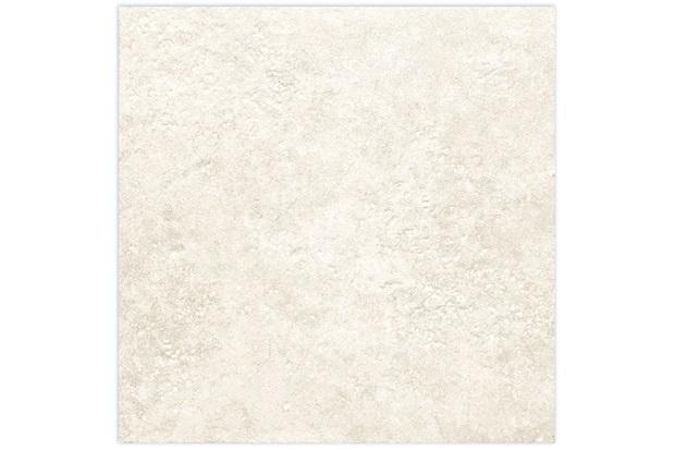 Piso Cerâmico Acetinado Borda Bold Terlago Bianco 47x47cm - Biancogres