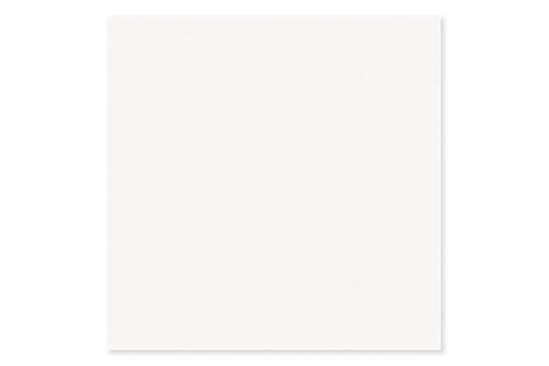 Piso Cerâmico Esmaltado Acetinado Borda Bold Branco 45x45cm - Eliane